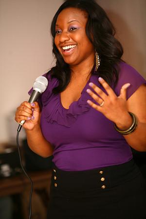 Ms. Santana Knight