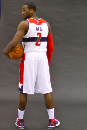 Wizards Media Day 2012