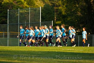 2011 PHS Soccer vs Madison