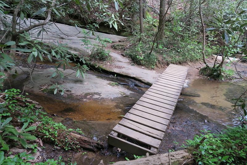 Carrick Creek Trail - 1,360'