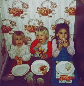 Childhood + Siblings