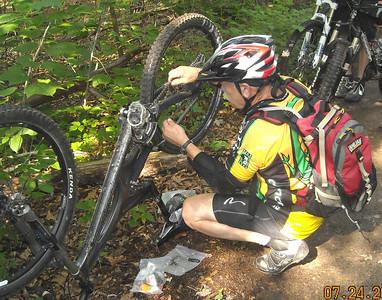 2009 Biking