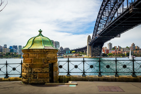 Dawes Point : Cable Hut