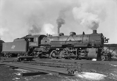 C&NW 2-8-2