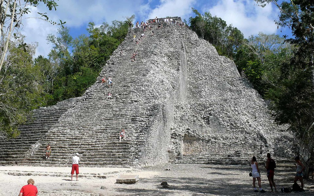 Coba - Best Mayan Ruins in Mexico