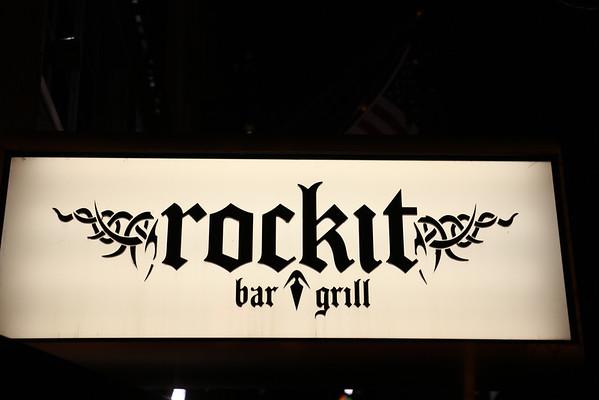 Oscar Night Rockit Bar and Grill