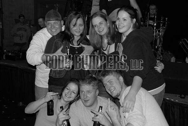 """""""Patron Group Photos"""" @ West Shore Hardware Bar - November 8, 2008 - Nikon D60 - Mark Teicher"""