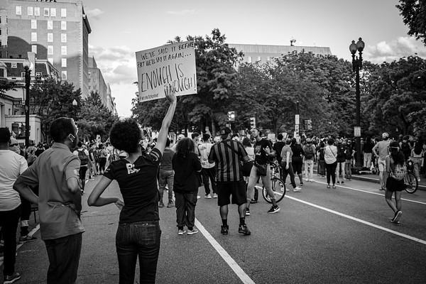 DC George Floyd Protests