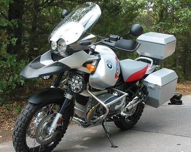 2004 BMW 1150 GS Adventure