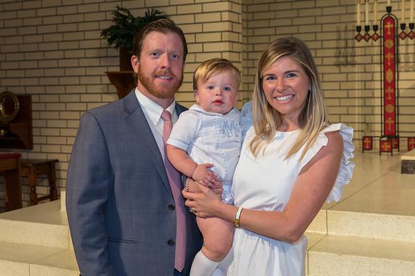 2018-10-14 Marchbanks Baptism