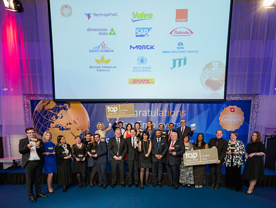 TOP EMPLOYERS AWARDS 2018