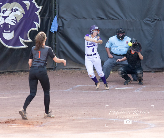 CPA Softball vs. Ensworth