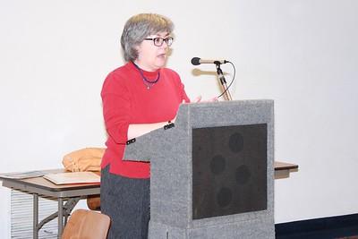 Dr. Sylvie Merian Vistis Khrimian Lyceum, February 7, 2015