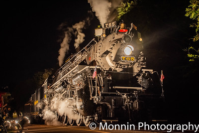 Nickel Plate Road 765 - Steam In The Valley 2019