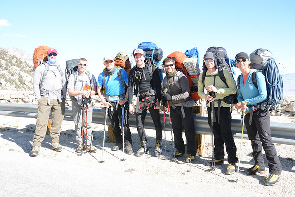 Mt. Whitney March 13-16, 2014