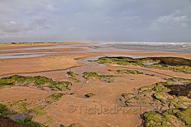 West Sands Beach, St Andrews, Scotland