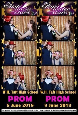 2018.06.08 - Taft High School Prom Photo Booth