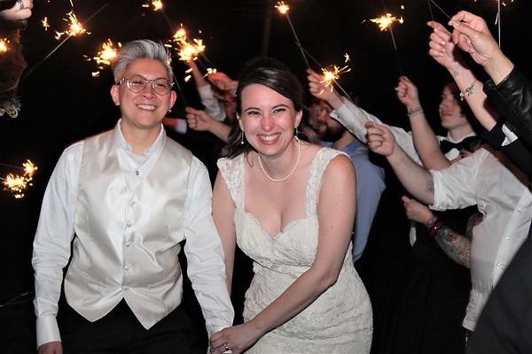 Amy & Leah's Wedding
