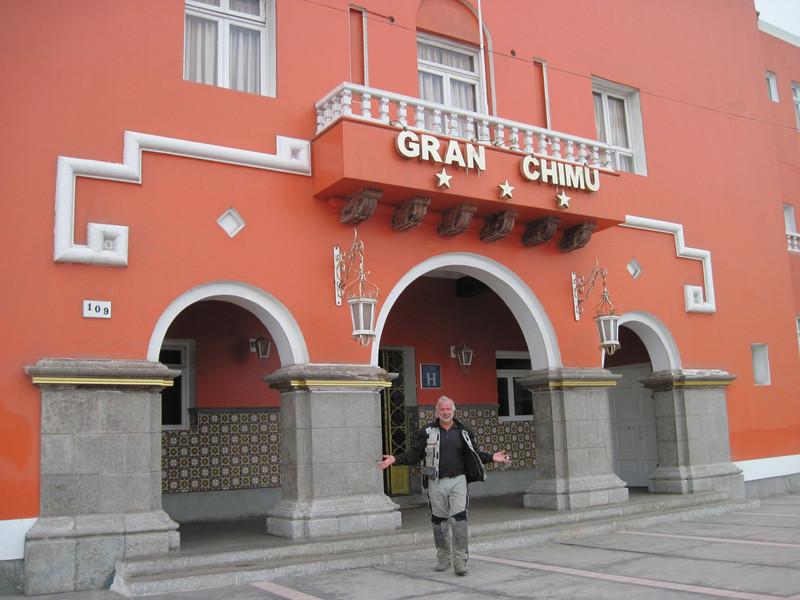 Grand Hotel - Chimboate