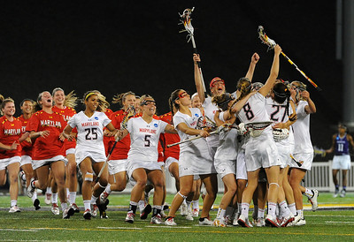 NCAA WLax Semi; NU vs Maryland