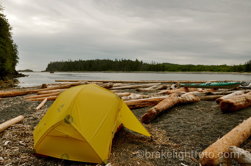 Yellow Bluff Campsite