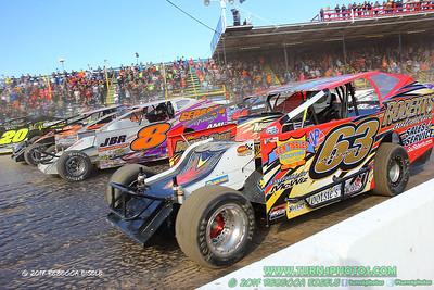10/08/17 Big Blocks  Billy Whittaker Cars 200