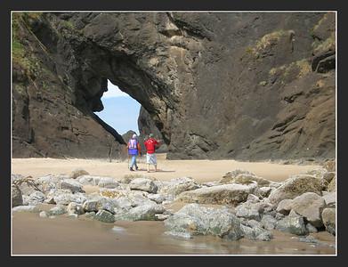 Three Rocks Beach, OR