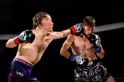 Bout 11 | Adam Cook v Perrin Meir-Anderson