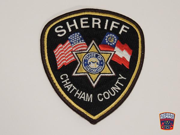 Georgia Sheriff Patches
