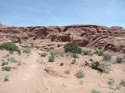 Klondike Bluffs & Arches