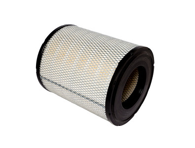 MASSEY FERGUSON 6400 7400 8200 SERIES OUTER AIR FILTER 330 X 280 X 155MM