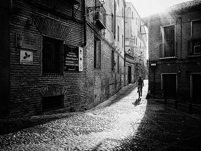 Street Photography (Monochrome)