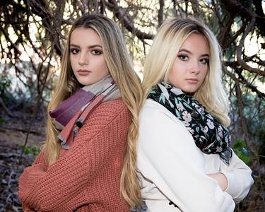 Lexi & Gracie in Oak Glen
