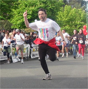 2003 Times-Colonist 10K - He's number one