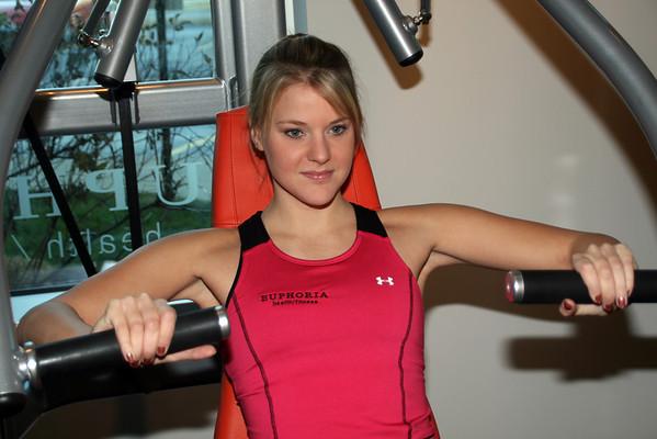 Brittney Gym Pictures 2008