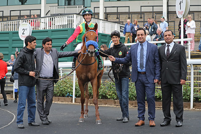 1 Sultanate of Oman Maiden Stakes 1m