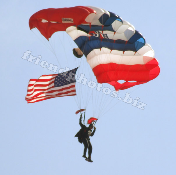 82nd Airborne Paratroopers