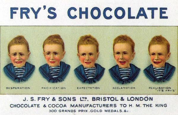 Advertising - Chocolate