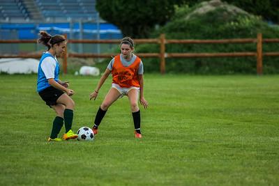 2014 UMaine Girls Soccer Camp