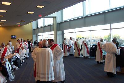 Papal Mass 2008