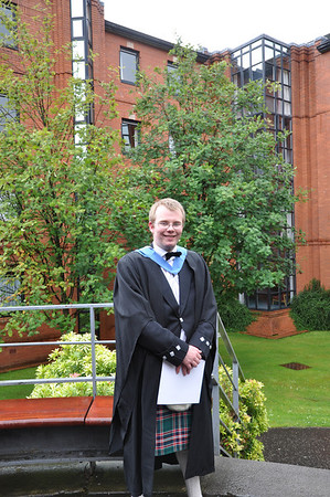 William's Graduation