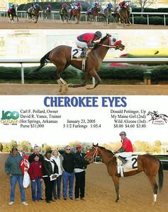 CHEROKEE EYES - 1/23/2005