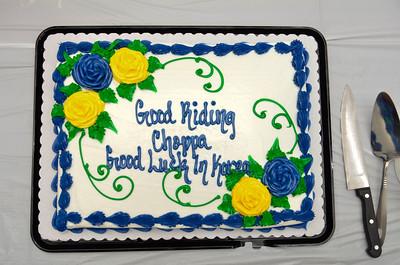 Choopa Gioin Away Party