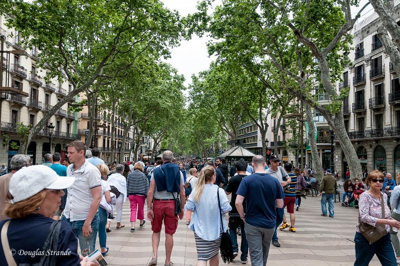 Barcelona: Las Ramblas