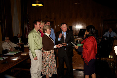 South Gate City Council Reorganization 2012