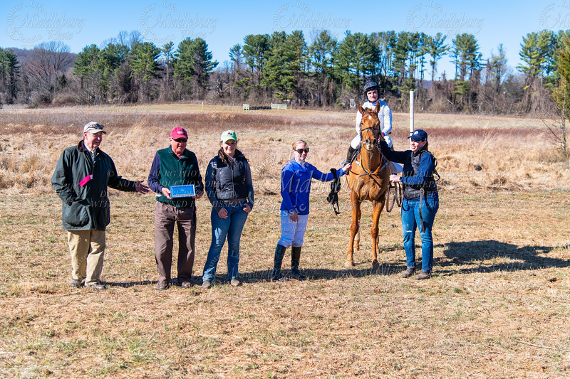 Race 8 The Springs Valley Open Timber