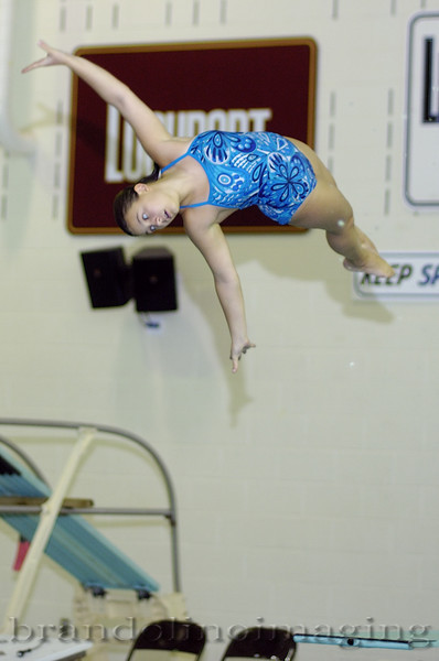 Lincoln-Way East Girls Swimming/ Diving (2007)
