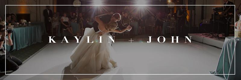 Kaylin + John