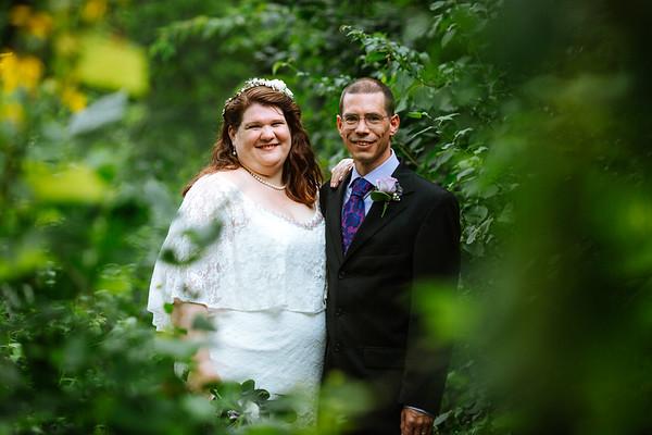 Amanda + Brian