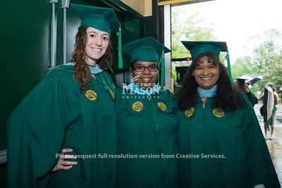 2018 Graduate School of Education CEHD Degree Celebration